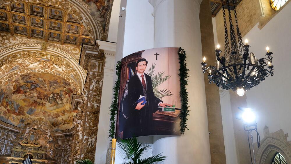 Livatino proclamato Beato: cerimonia stamane in Cattedrale ad Agrigento