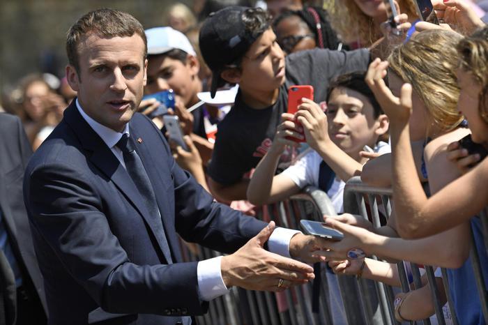 Macron stravince anche all'Assemblea nazionale