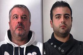 Padre e figlio arrestati a Lentini per estorsione e ricettazione