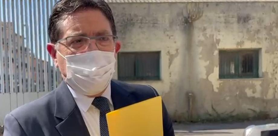 Caltanissetta, scontro in aula tra l'imputato Montante e un giornalista