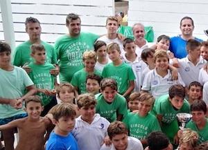 """La Nuoto Catania vince il torneo """"Junior Waterpolo Cup"""" nel mare di Fontane Bianche"""