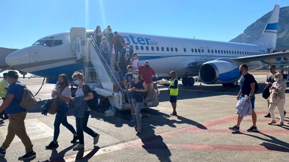 Aeroporti, tornano a Palermo turisti polacchi