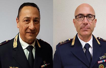 Polizia stradale, si insediano i nuovi comandanti a Noto e Lentini