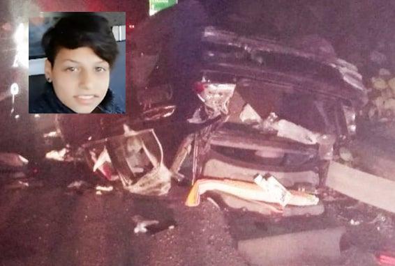 Bmw si ribalta sulla A29 vicino Alcamo: morto un tredicenne, grave il fratellino