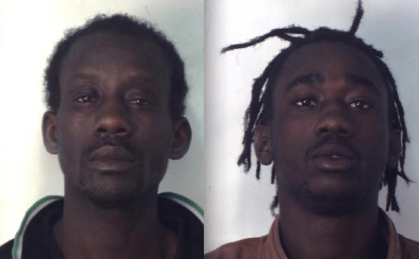 Bloccati due presunti spacciatori stranieri a San Berillo a Catania