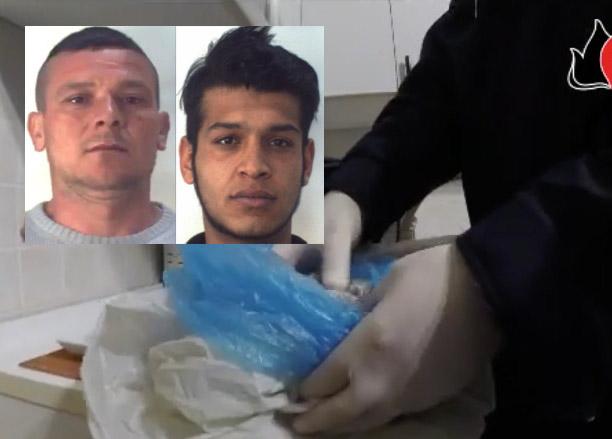Droga a Ragusa in mano agli albanesi 2 arresti e 23 denunciati VIDEO