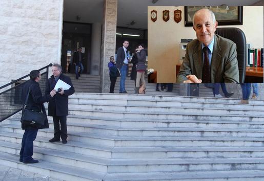 """Bufera sul Palazzo di Giustizia di Siracusa, il Pg Scalia: """"Abbassare i toni"""""""