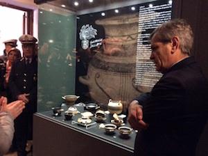 Aperta a Siracusa con il contributo dei carabinieri la mostra