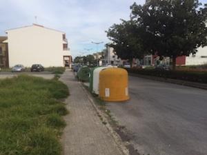 Abbonda la spazzatura nei cassonetti di Floridia, multa ai non residenti che depositano