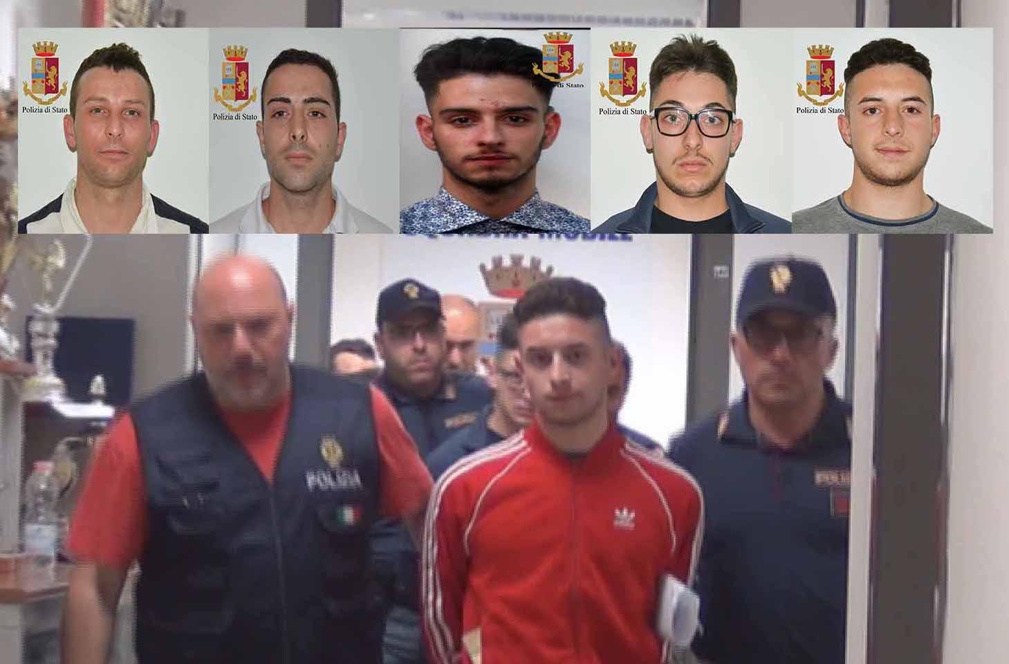 """Presa nel Ragusano la banda della """"spaccata"""": 5 arresti"""