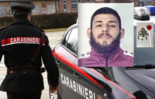 Catania, fuga in moto nel Parco per evitare la cattura: si schianta ed è preso