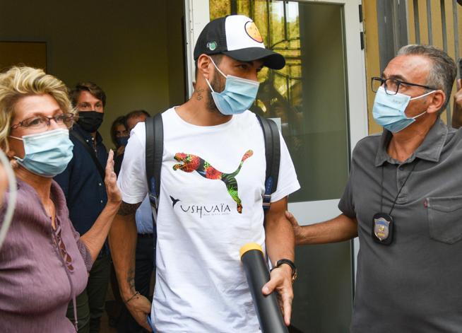 Suarez, il pm di Perugia  chiedono il processo per l'esame farsa