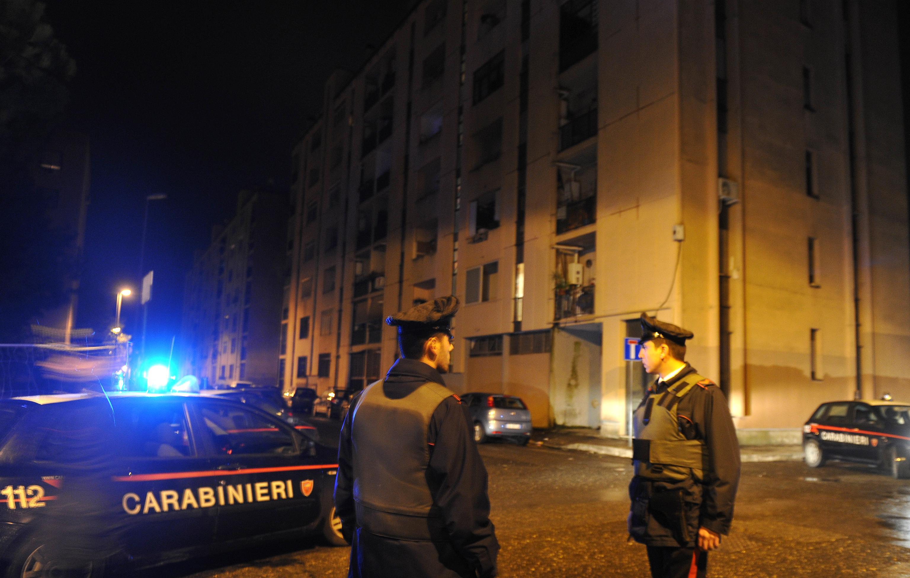 Operazione antimafia a Viterbo: tredici arresti