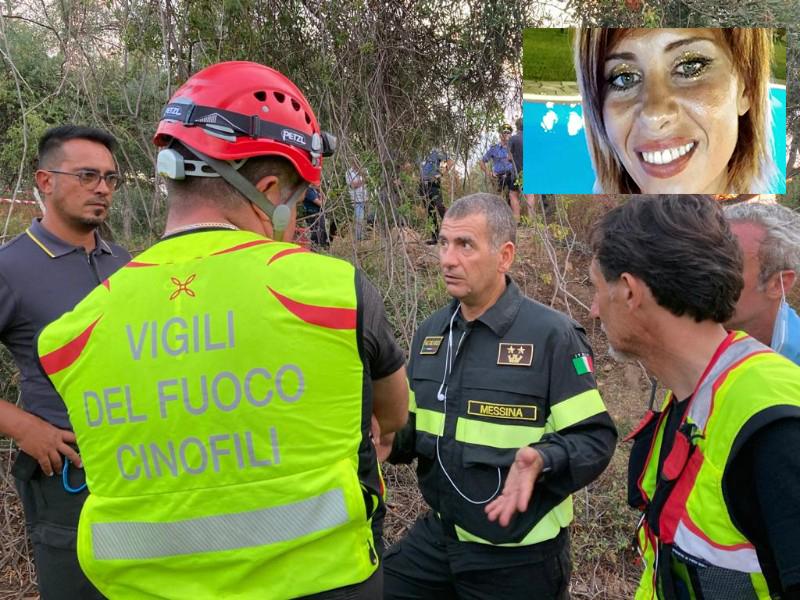 E' di Viviana Parisi il cadavere trovato nei boschi di Caronia, è giallo sul figlio
