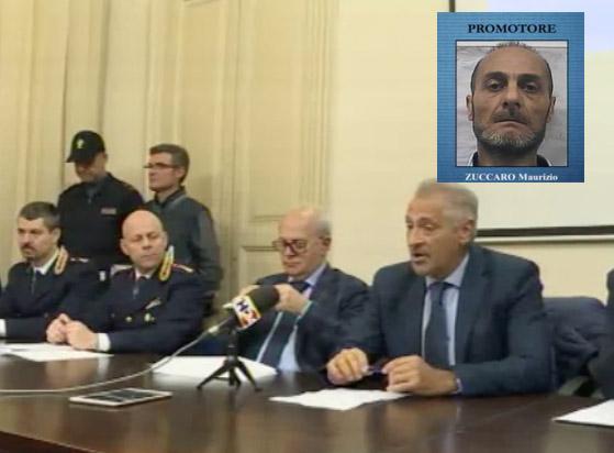 Decapitato il gruppo di San Cocimo, 14 arresti a Catania per mafia ed estorsioni