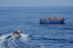Nuova tragedia del mare, naufragio nell'agrigentino: avvistati due cadaveri