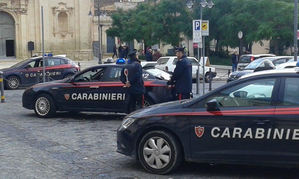 Presidiati dai carabinieri i centri storici della provincia di Siracusa