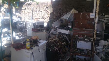 Catania, scoperta una discarica abusiva: denunciato il responsabile
