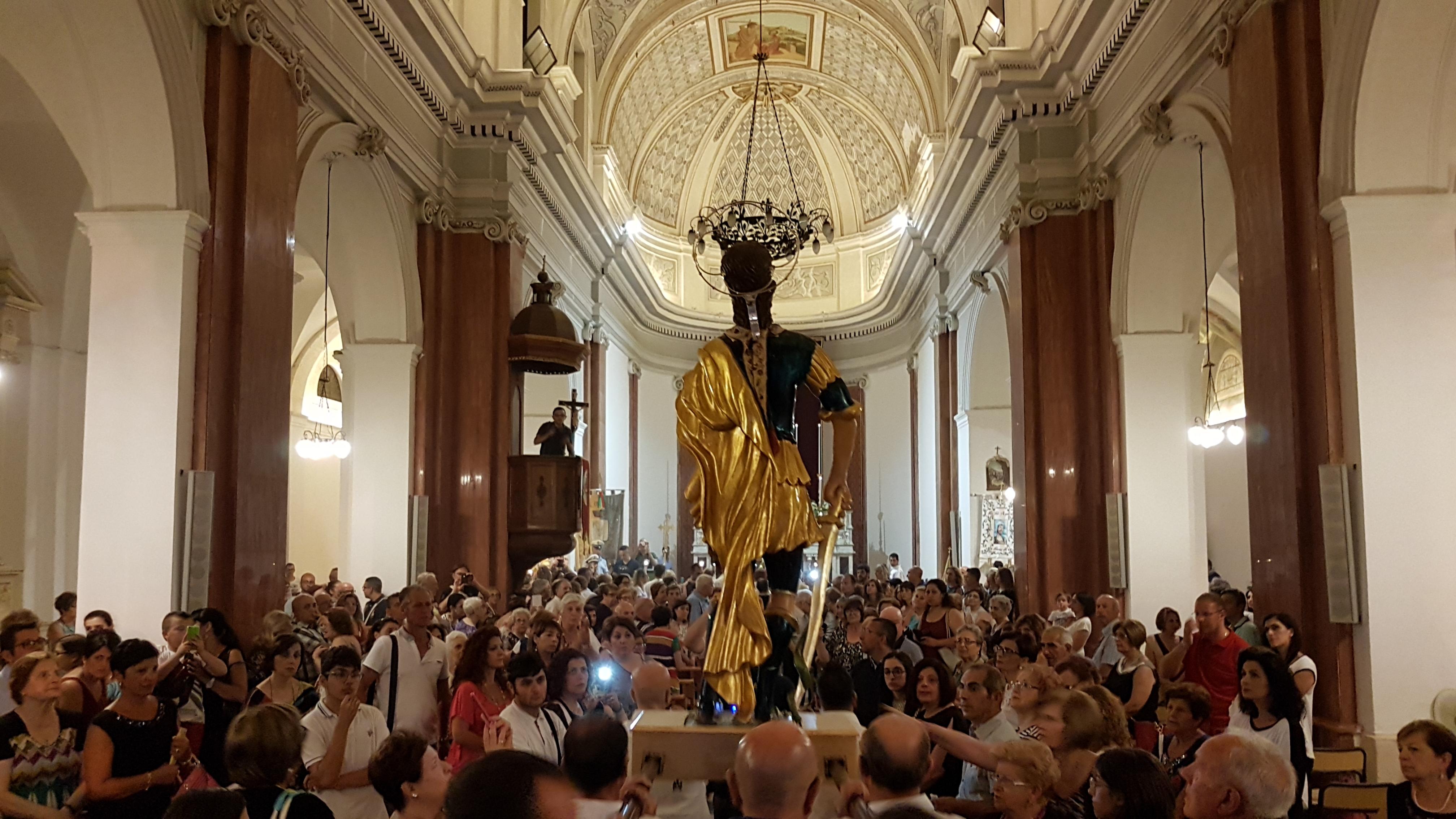 Solarino, stasera la presentazione di un docufilm su San Paolo (FOTO)