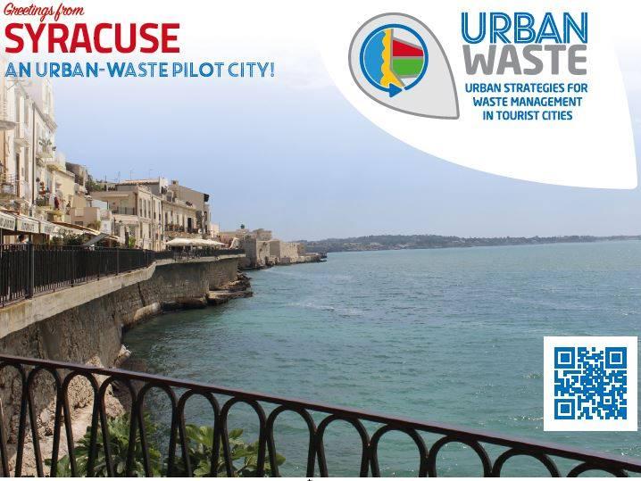 A Siracusa l'Urban Waste EU, buone pratiche per i rifiuti
