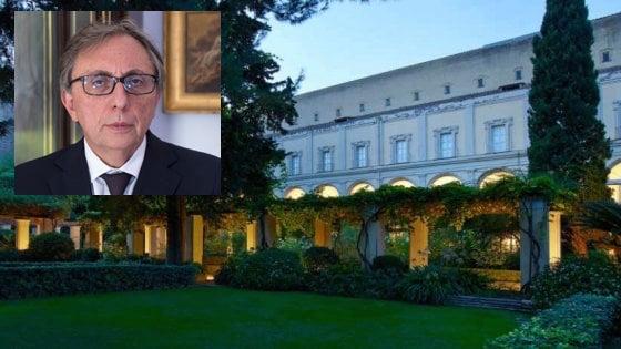 """Napoli, indagato il rettore dell'Università Suor Orsola: """"Aiutò Zecchino jr"""""""