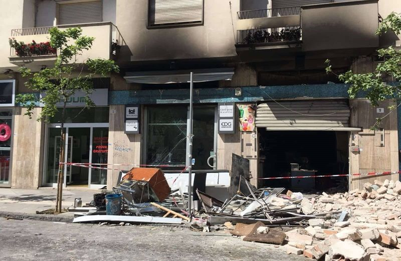 Incendiò due bar su incarico del proprietario, un arresto a Cosenza