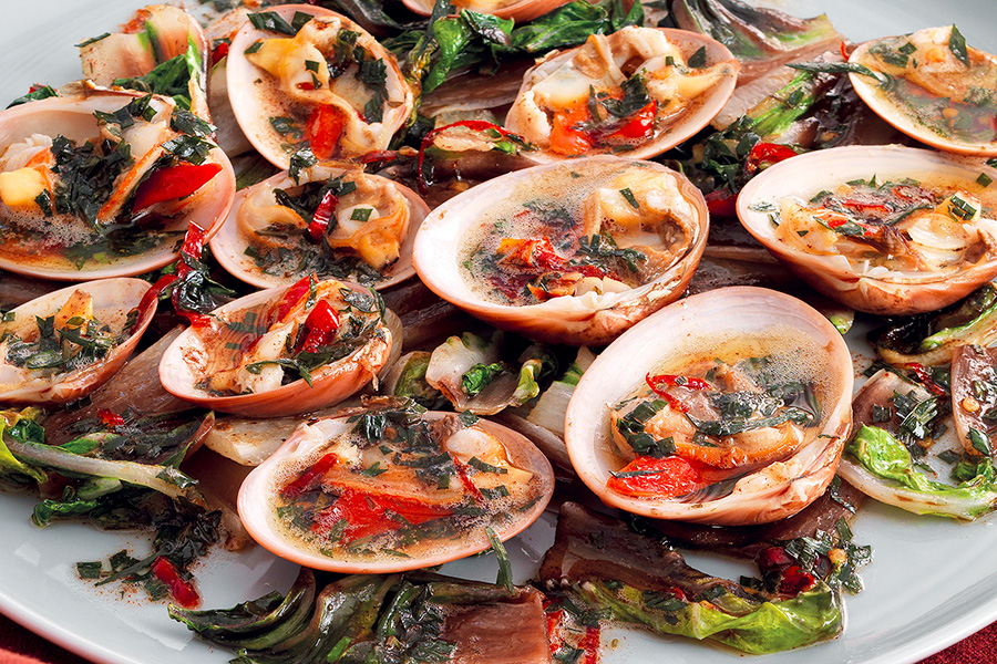 """Fasolari ready to eat"": la ricerca guarda ai frutti di mare"