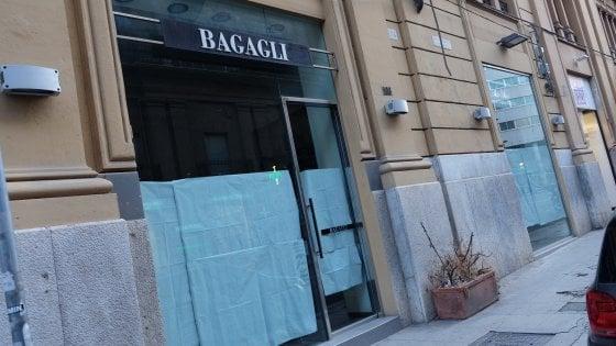 """""""Titolare prestanome dei boss"""", confiscati negozi Bagagli a Palermo"""