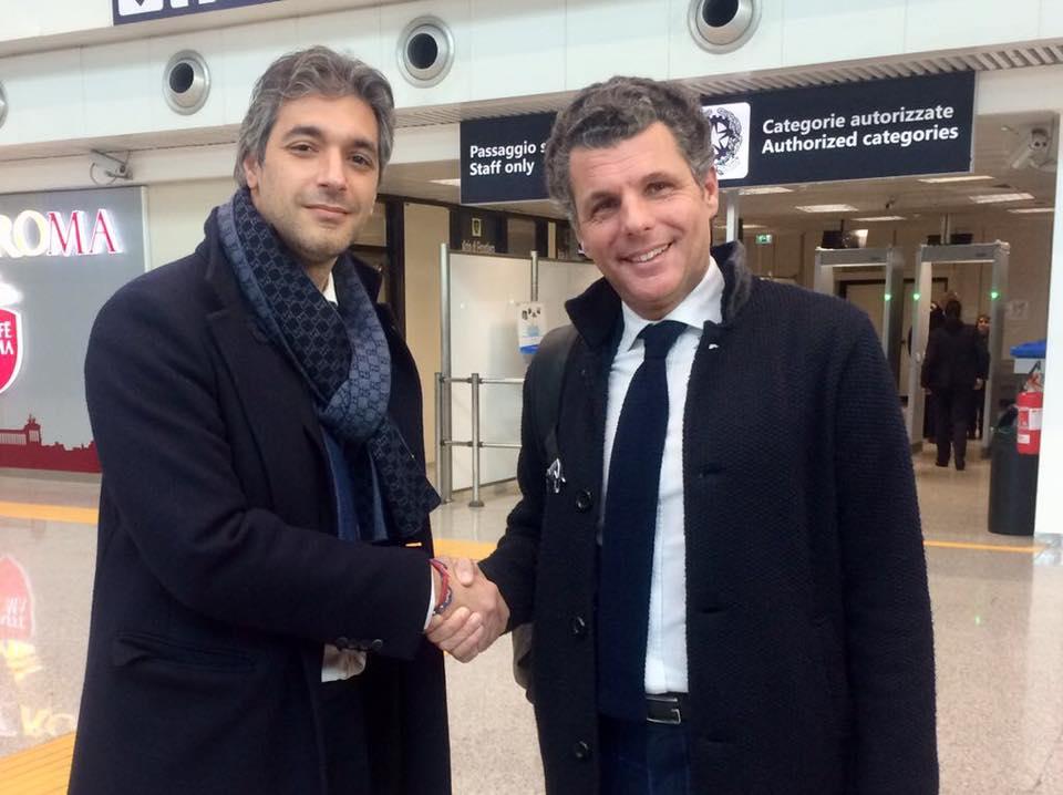 Avola e Rapallo si scambiano i sindaci, Cannata: