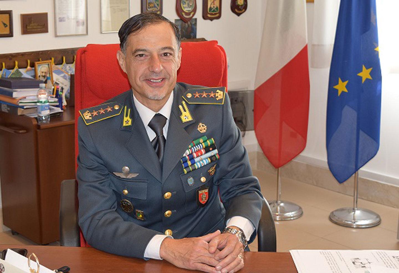 Nuovo comandante della  Guardia di Finanza a Enna