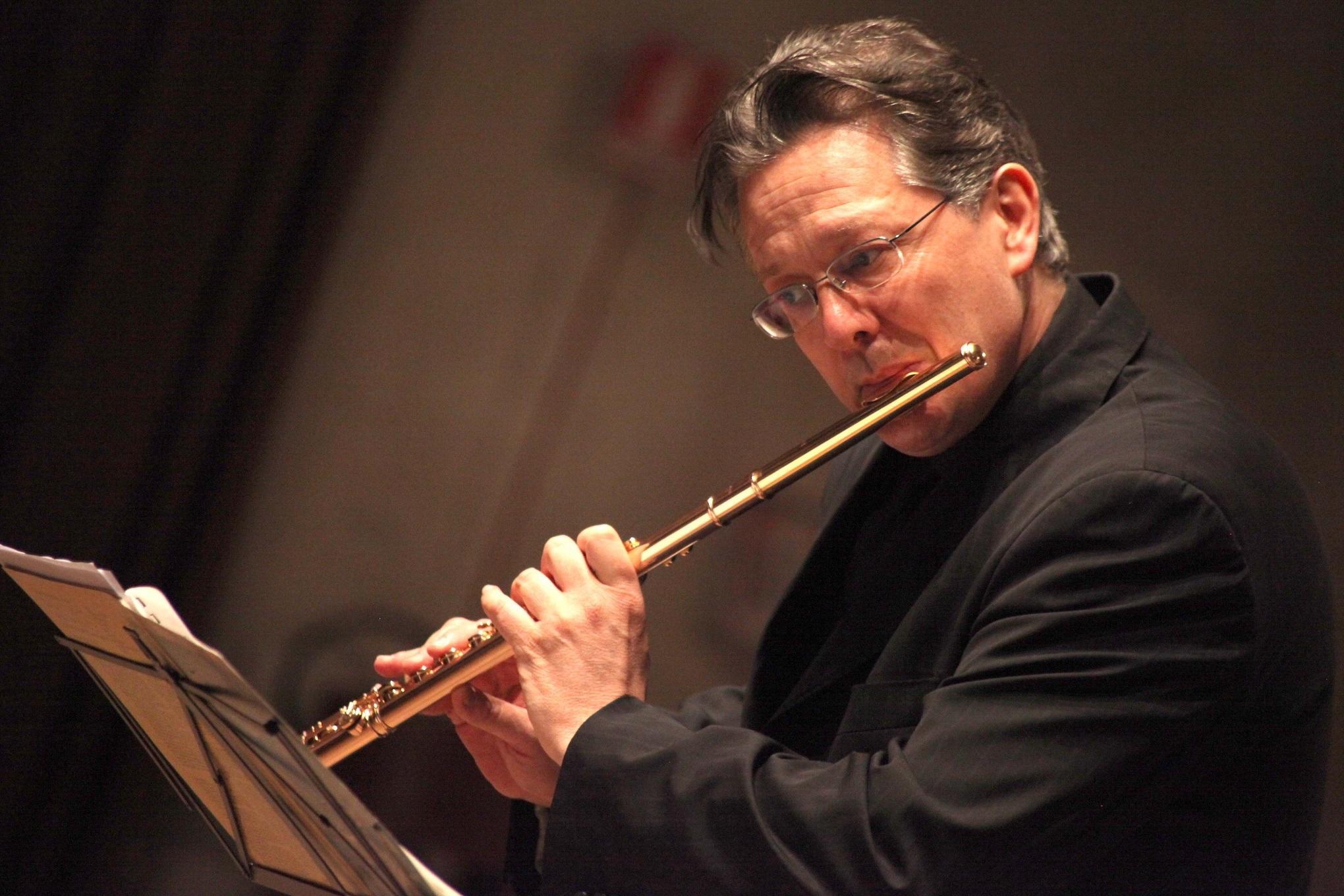Palermo Classica, concerto del flautista Giuseppe Nova allo Steri