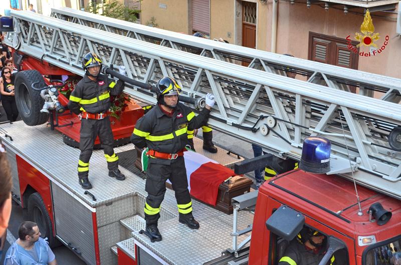 Mattarella a Catania per ottantesimo anniversario dei vigili del fuoco