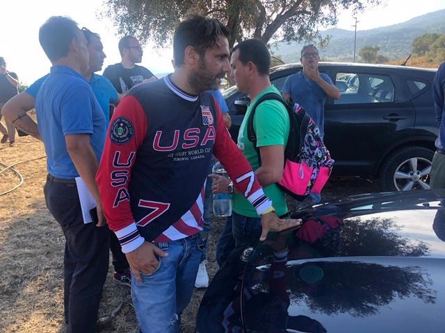 Cento volontari a Caronia, anche loro cercano Gioele con l'Esercito (IL VIDEO)