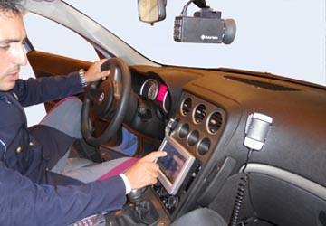 Siracusa, la Polizia avvia il controllo automatico della targhe