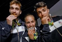 Judo e Scherma, Basile e Garozzo primi ori olimpici italiani