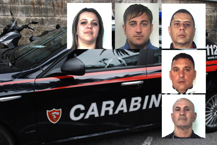 Catania, condanne definitive per 5 affiliati al clan Cappello-Carateddi