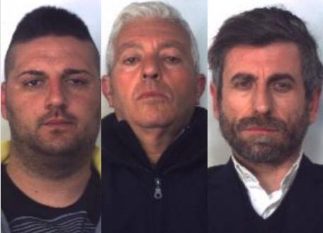"Operazione antidroga ""coffee drugs"" a Vittoria, arrestate tre persone"