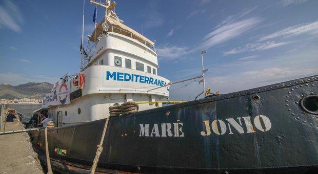 Dissequestrata la nave Mare Ionio: l'imbarcazione dell'Ong torna in mare