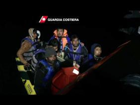Sbarco di migranti a Lampedusa: sono 242 soccorsi nel Canale di Sicilia