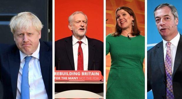 Sfida sulla Brexit, il Regno Unito oggi alle urne: seggi aperti fino stasera