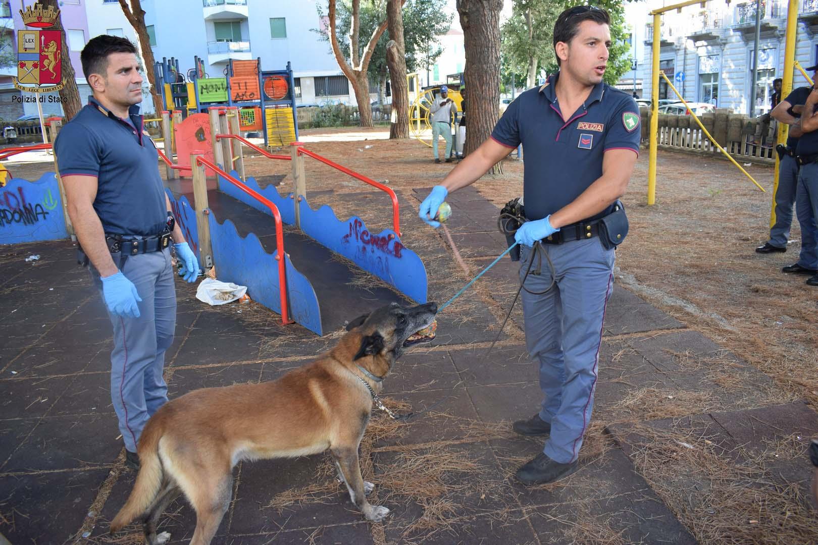 """Quartieri sicuri"" a Messina, due arresti e una denuncia"