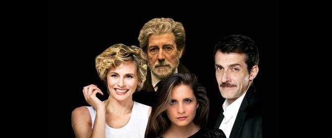 Al Teatro Donnafugata di Ragusa La signora delle Camelia