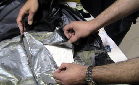 Palermo, aveva in auto 5 chili di cocaina: arrestato