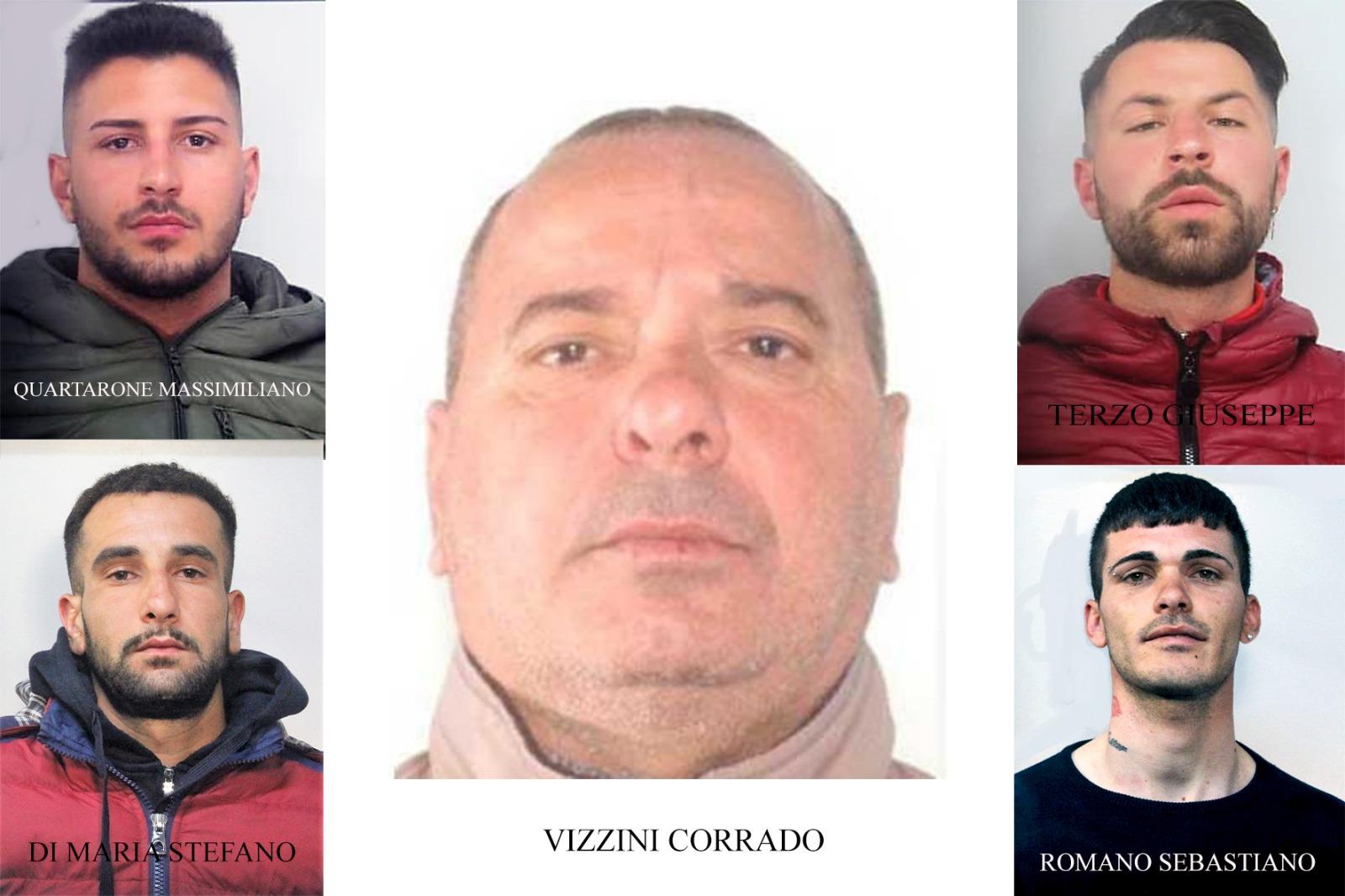 Omicidio 'Marcottu' a Pachino, quattro persone fermate nella notte dalla polizia