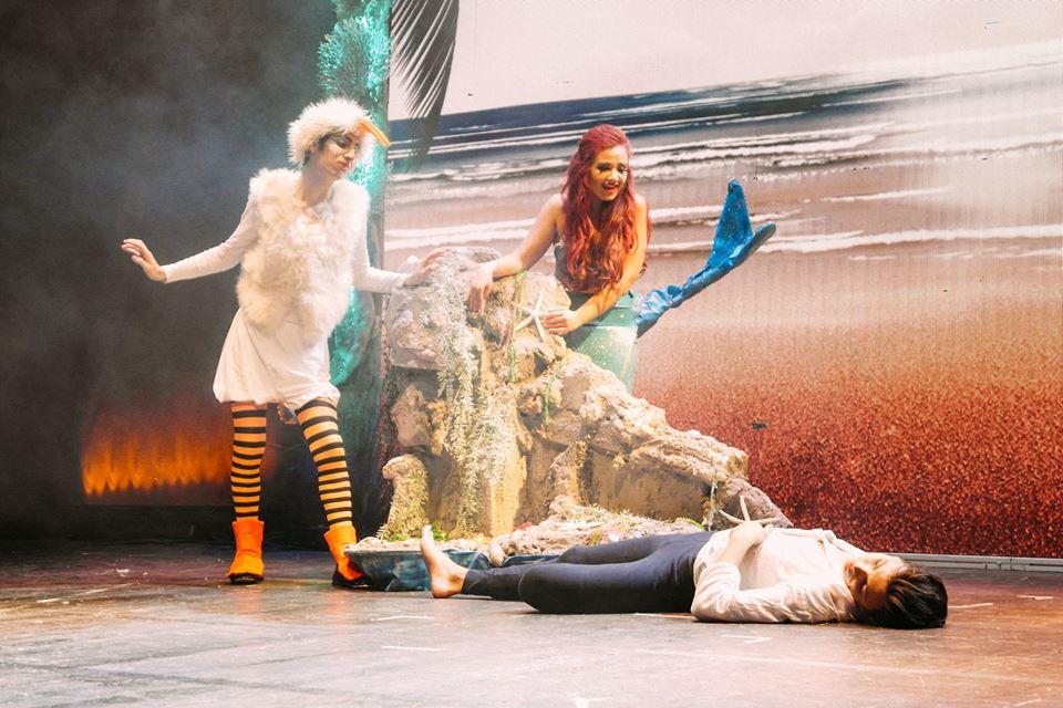 """Al Teatro Garibaldi di Modica in scena il musical """"La Sirenetta"""""""