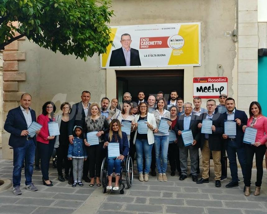 Il M5s di Rosolini: il governo cittadino? Ha ereditato i vizi peggiori del Pd