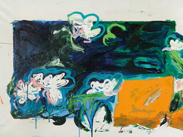Prorogata la mostra di Mario Schifano al Museo di Bagheria