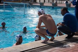 La 7 Scogli Siracusa nella vasca della Promogest in Sardegna, Baio: