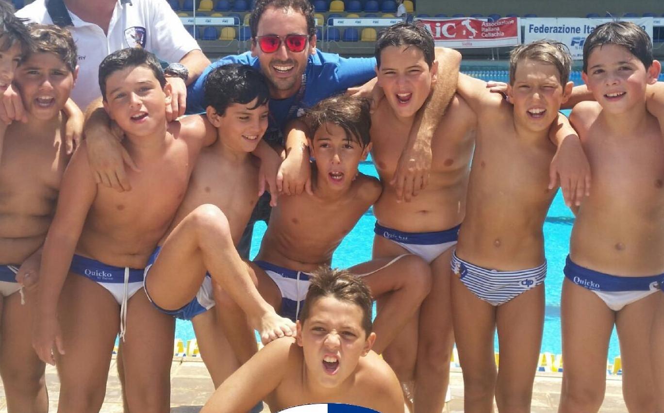 Torneo giovanile a mare sabato e domenica a Fontane Bianche