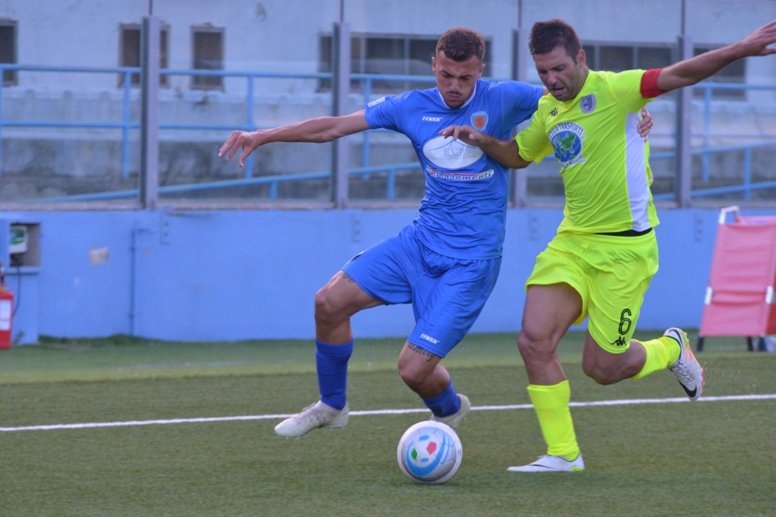 Il Siracusa colpisce a freddo la Leonzio e passa il turno di Coppa Italia -FOTOCRONACA